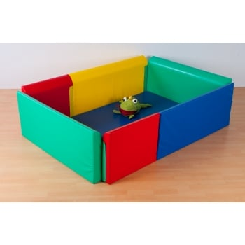 Soft Sided Den 1.8m X 1.2m* - Purpose built sensory area