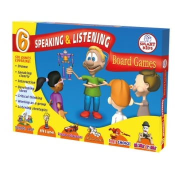 Smart Kids 6 Speaking & Listening Games