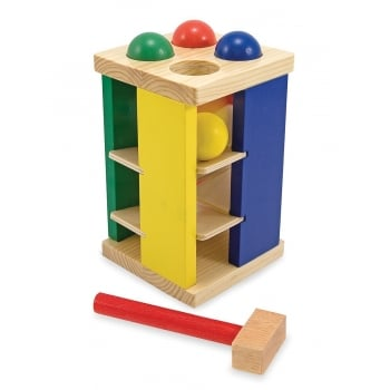 Melissa and Doug Pound and Roll Tower