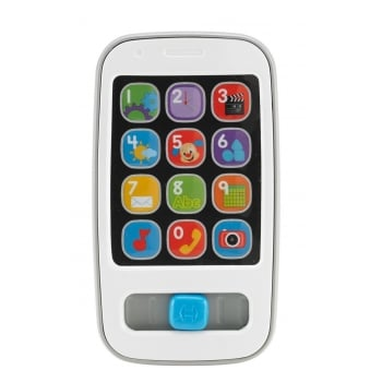 Mattel Fisher Price Laugh & Learn Smilin Smart Phone