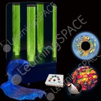 Deluxe Portable Sensory Set*