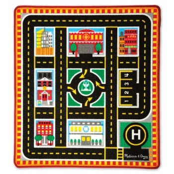 Around The City Rescue Rug