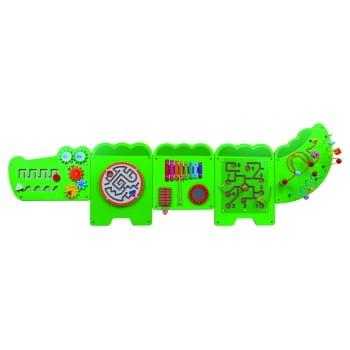 Crocodile Activity Wall Panel Toy*