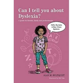 can dyslexia affect writing a book