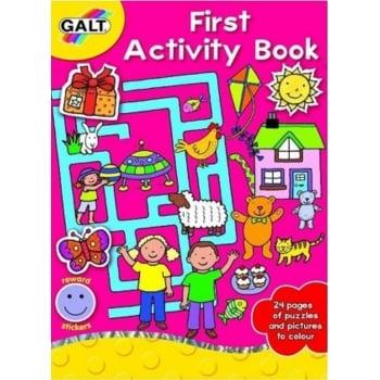 Galt First Activity Book *
