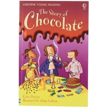 Usborne Young Reading Series One The Story of Chocolate book