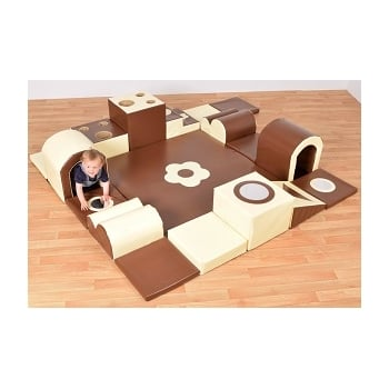 Woodland Explorer Toddler Soft Play Set*