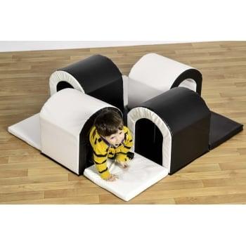 Toddler Tunnel Maze Soft Play Set*