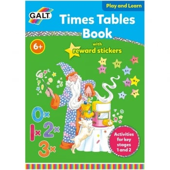 Galt Times Tables * Home Learning Book