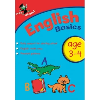 Leap Ahead English Basics 3-4