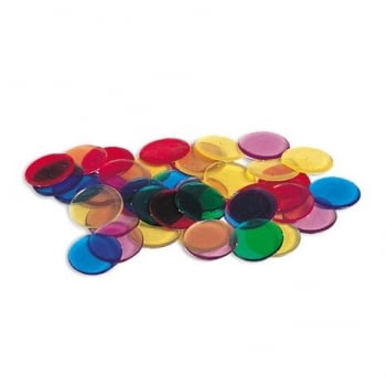 Learning Resources Transparent Counters