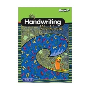 My Handwriting Workbook D