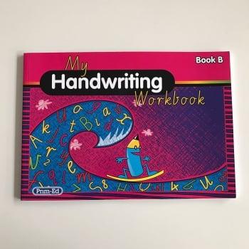 My Handwriting Workbook B