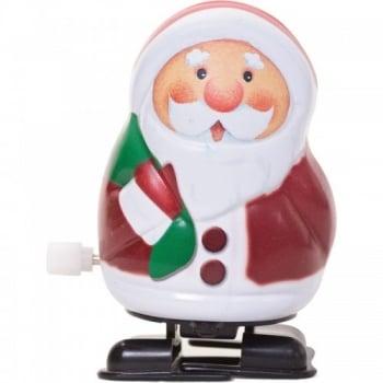 Tobar Clockwork Tin Father Christmas