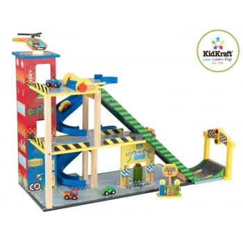 KidKraft Mega Ramp Racing Set*