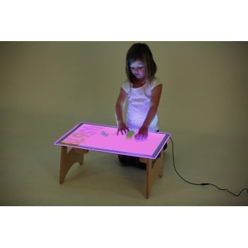 Colour Changing Light Panel & Table Set *