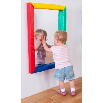Flat Soft Frame Mirror*