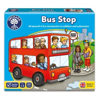 Orchard Toys Bus Stop - A fun addition and subtraction game
