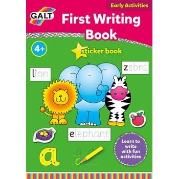Galt First Writing * Home Learning Book
