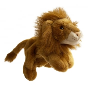 Small Lion Full Bodied Hand Puppet