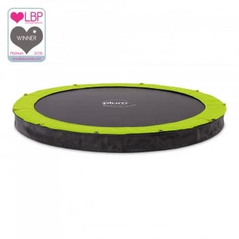 Plum® Circular In-Ground Trampoline**