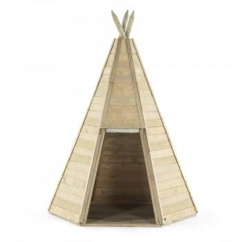 Plum® Great Wooden Teepee Hideaway**