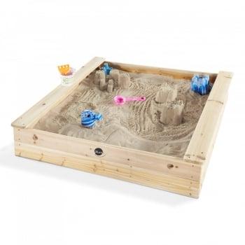 Plum® Plum Wooden Square Sand Pit **