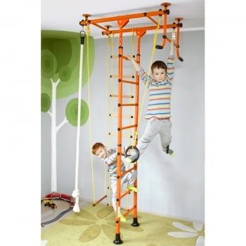 Indoor Jungle Gym M1 with 5 Attachments**