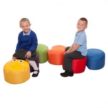 BazZoo® Minibeast Modular Caterpiller Bean Bag Set*