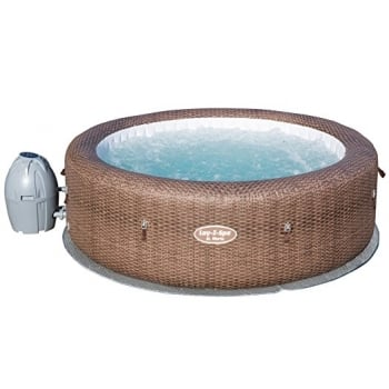 Bestway Lay-Z Spa St Moritz Airjet Inflatable Hot Tub*