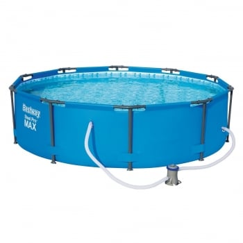 10ft Steel Pro Max Frame Pool*