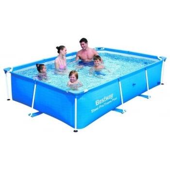 9ft Steel Pro Frame Pool*