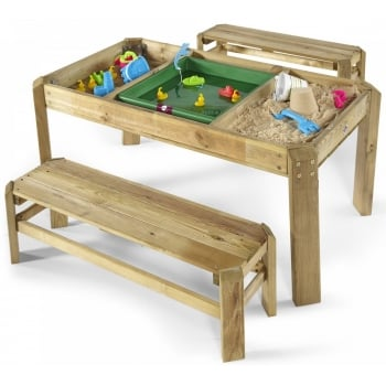Plum® Wooden Activity Table and Benches**