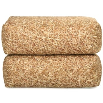 Hay Bale Bean Bag - Pack of 2*