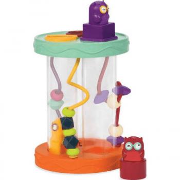 Battat b.Toys Hooty-Hoo - Shape Sorting Toy
