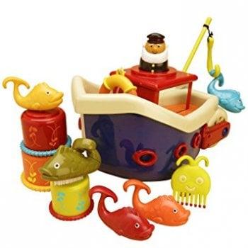 Battat b.Toys Fish & Splish