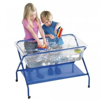 Clear Rockface Sand and Water Table*