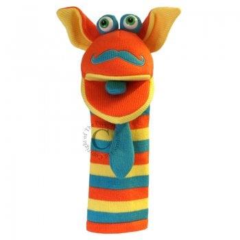 Sockette Puppet - Mango