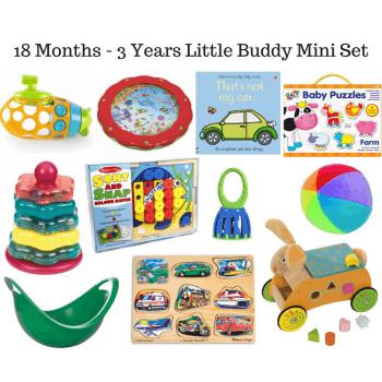 18 Months - 3 Years Little Buddy Mini Set*