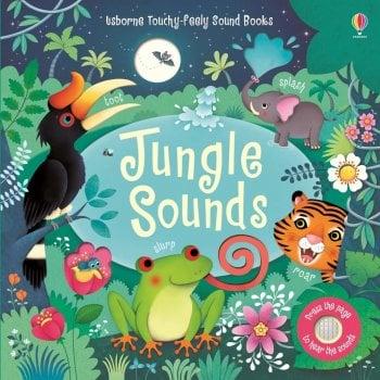 Jungle Sounds - Noisy Book