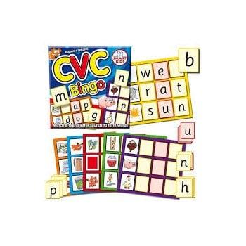 Smart Kids CVC Bingo