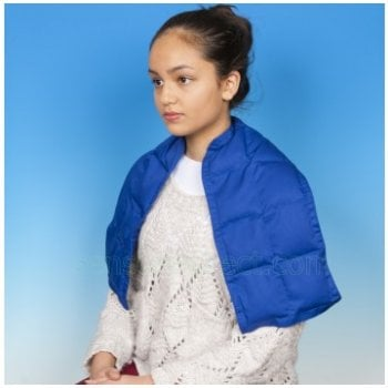 Shoulder Wrap Blue - 800g Weighted*