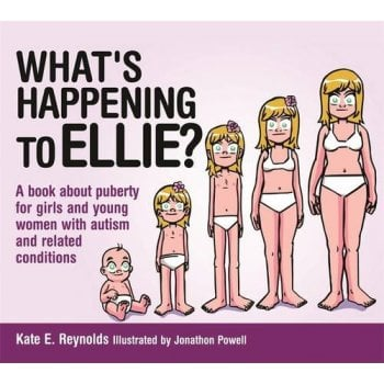 Whats Happening To Ellie? Book