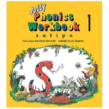 Jolly Phonics Workbook*