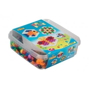 Hama Maxi Stick Pegs & Pinboards in Box for Hama