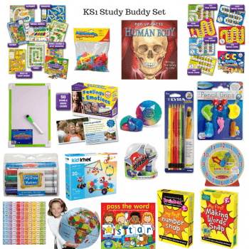 KS1 Study Buddy Educational Set* - Multi-sensory play toys