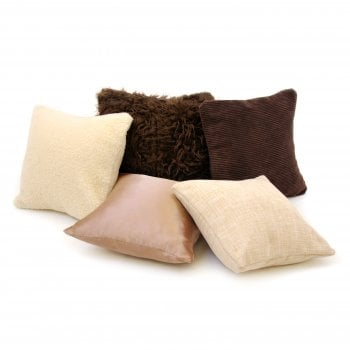 Sensory Assorted Tactile Cushions - Pack Of Five