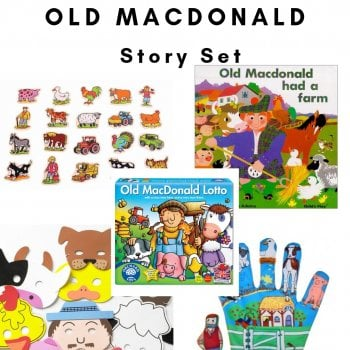 Old MacDonald Story Set