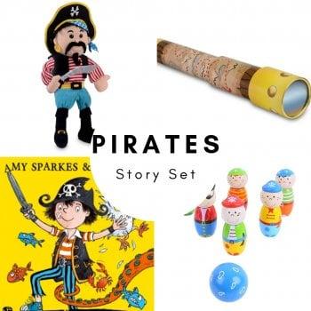 Pirates Story Set
