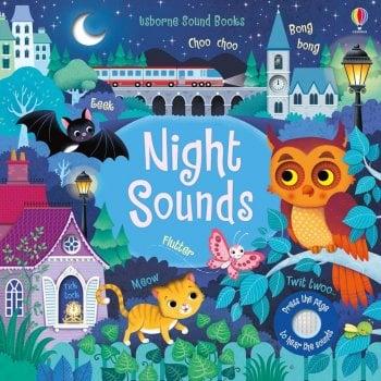 Night Sounds - Noisy Book